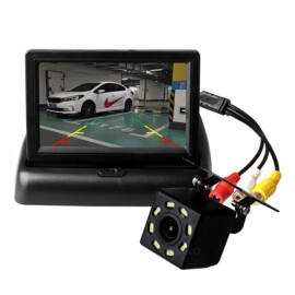 """Univerzális vezeték nélküli tolatókamera monitorral 4,3"""" TV-CAM-WIFI"""