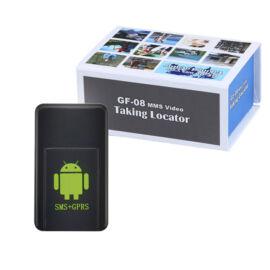 Mini MMS Videó GSM GPRS nyomkövető GF-08