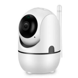 Otthoni biztonsági Wifi IP Kamera, Forgatható Mozgásérzékelővel 2Mp