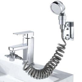 Csaphosszabító zuhanyfej 1,5m