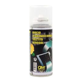 AM légkondicionáló tisztító és fertőtlenítő aerosol bomba biocid citrus illattal 100ml