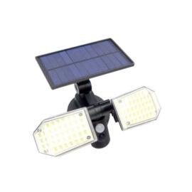 Napelemes mozgásérzékelős LED fali lámpa 360° SH-078