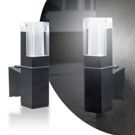 Kültéri LED fali lámpa 5 W hideg fehér