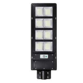 Mozgásérzékelős LED Lámpa Napelemes Kültéri Szolár 400W