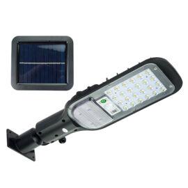 Mozgásérzékelős LED Lámpa Napelemes Kültéri Szolár 120W JX-518