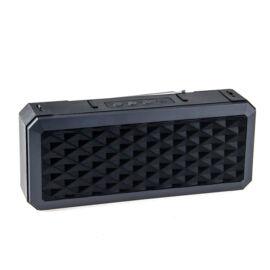 Bluetooth multimédia lejátszó telefontartóval TF USB AUX FM E12