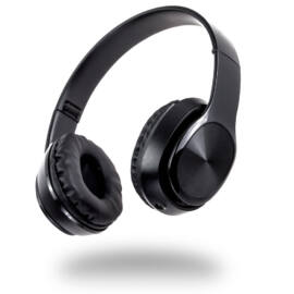 Hanizu vezetékes fejhallgató 4D sztereó fekete színben HZ-362