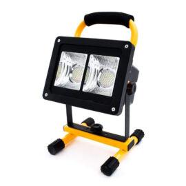 Napelemes Hordozható LED Munkalámpa 60W W864B