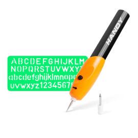 Gravírozó toll elemes