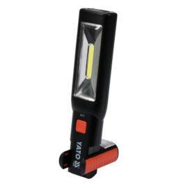 YATO Akkumulátoros szerelő LED lámpa 3W COB YT-08504