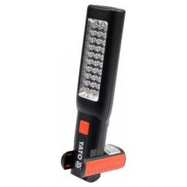 YATO Akkus LED lámpa 30+7 LED 3,7 V YT-08505