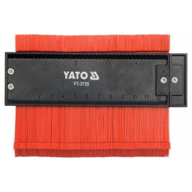 YATO Profilsablon 125mm YT-3735