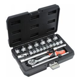 """YATO Dugókulcs készlet 22 részes 6-22 mm 3/8""""  YT-38561"""