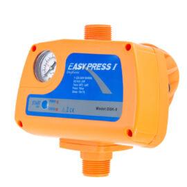 Szivattyú vezérlő áramláskapcsoló nyomásmérővel 10 BAR ALK-335