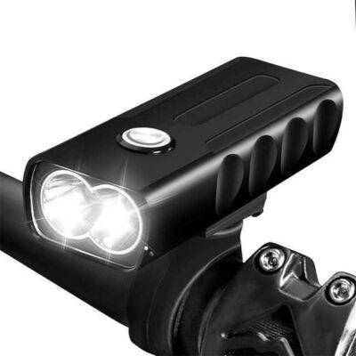 Kerékpár bicikli lámpa tölthető BL-BX2
