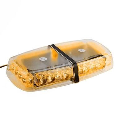 Autós Sárga stroboszkóp LED villogó