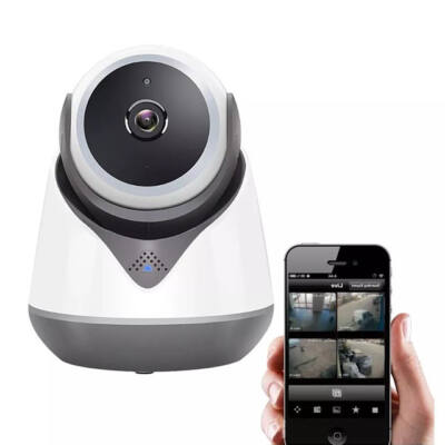 Vezeték nélküli WiFi IP HD kamera éjjellátó 360° Yieqin