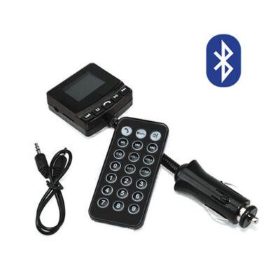 Bluetooth autós mp3 Lejátszó FM Transmitter VI
