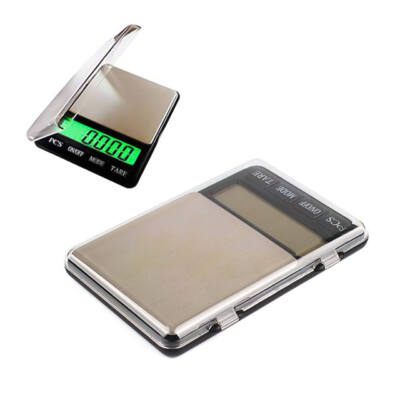 Digitális gramm mérleg ékszer mérleg 0, 01g/600g