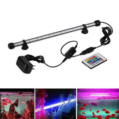 Akvárium RGB LED világítás távirányítóval 52cm MA-30