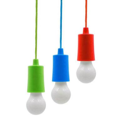 Elemes LED Függőlámpa Vidám Színekben
