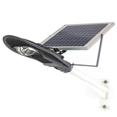 Napelemes Szolár LED Kültéri Lámpa Távirányítós 30W és 50W