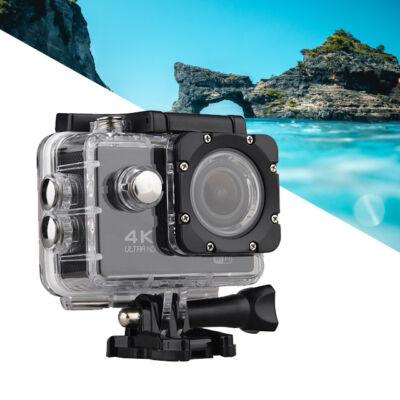 4K Ultra HD DV Sportkamera 30m nagylátószög 170°