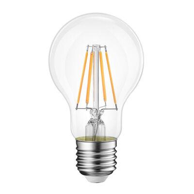 Edison LED izzó 6W A60 E27 meleg fehér fényű
