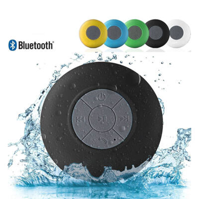 Vízálló Bluetooth Zuhany Hangszóró BTS-06