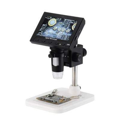 """Digitális mikroszkóp kijelzővel 720P 4.3"""" LCD DM4"""