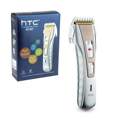 HTC professzionális haj és szakállvágó készülék AT-207