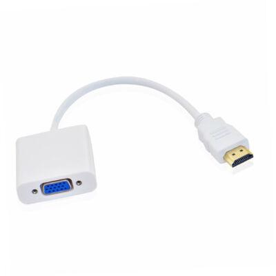 HDMI VGA átalakító adapter