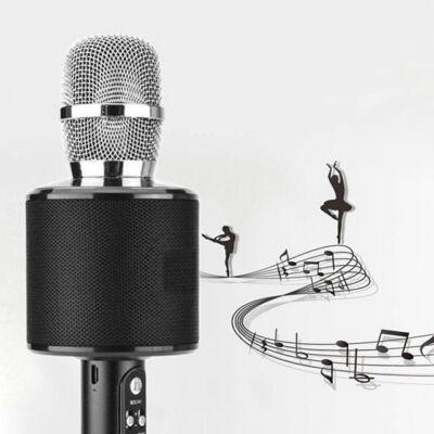 Vezeték nélküli Karaoke Bluetooth Mikrofon Hangszóró K-319