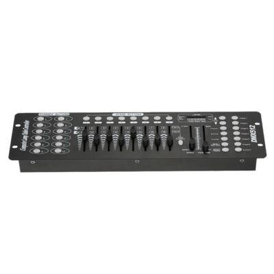 192 csatornás kontroller fényvezérlő DMX512