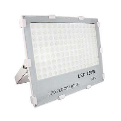 150W LED reflektor fehér lámpatest