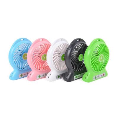USB Ventilátor Akkumulátoros Hordozható