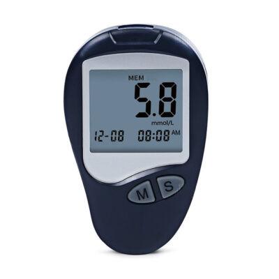 Vércukormérő készülék szett BG-102