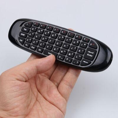 Távirányító Smart TV Wireless billentyűzet és egér