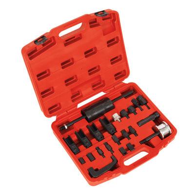Haina Csúszókalapácsos Injektor Kihúzó 24 részes HA-1165