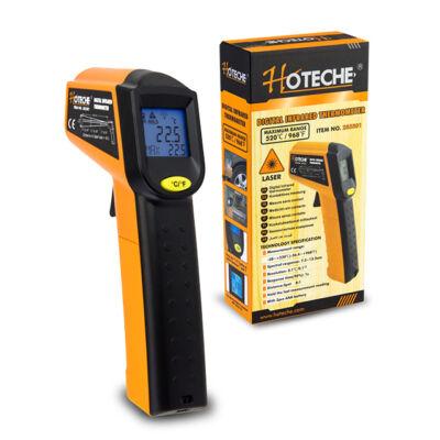 Hoteche digitális lézeres infra hőmérő 520°C