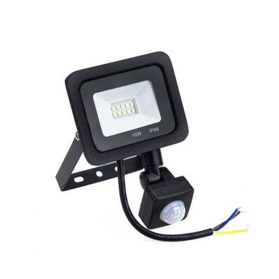 Kültéri LED reflektor mozgásérzékelővel 10W IP66