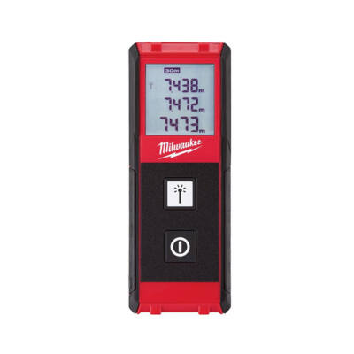 MILWAUKEE Lézeres távolságmérő LDM 30