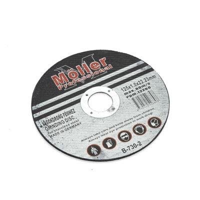 Möller vágókorong flexkorong fémhez 125x1.0x22.23mm