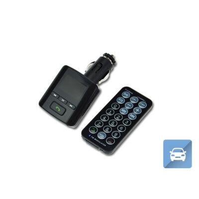 Bluetooth és  MP3 vezeték nélküli FM transzmitter V