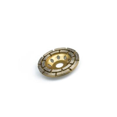 Gyémánt kúpos csiszolótárcsa 115mm és 125mm