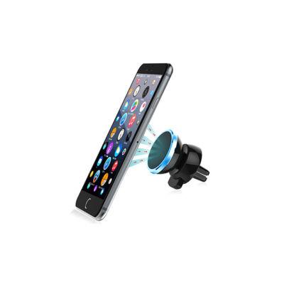 Mágneses telefontartó szellőzőrácsra rögzíthető