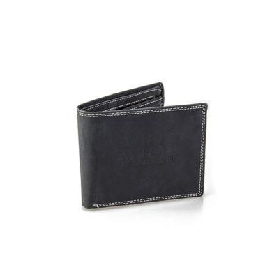 Férfi bőr pénztárca MG11