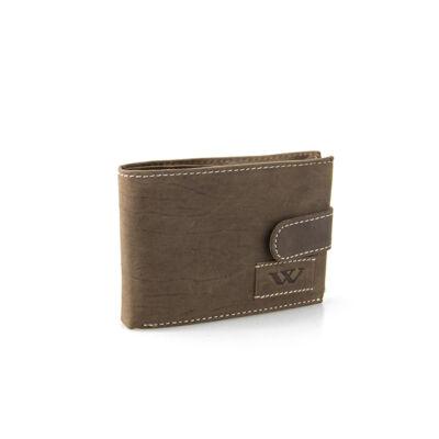 Férfi bőr pénztárca MG13