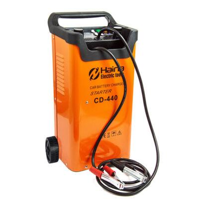 Haina autó akkumulátor töltő 1400W CD-440