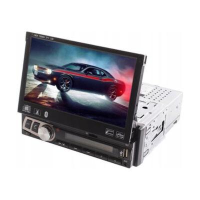 MP5 Autós rádió Lejátszó  7 Hüvelykes HD Képernyővel Bluetooth WIFI USB AUX GPS M706L